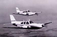 Beechcraft C55 and B55 - Press Photo