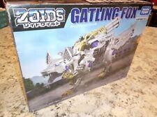 Zoids Wild Zw34 Gatling Fox Tomy(Takaratomy)