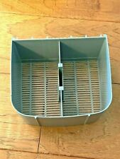 FLUVAL A20043 NEW MEDIA BASKET WITH SLOT FOR RED HANDLE LT GRAY 307 407