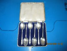 Vintage Set of 6 Apostle Spoons - EPNS - in Original Lined Box