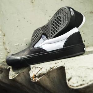 Vans BMX Slip On Pro - DAK ROCHE/BLACK/WHITE