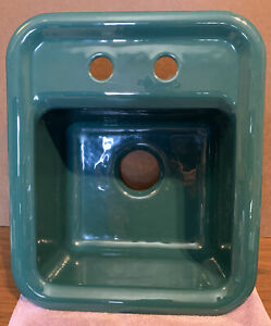 "Kohler Bar / Island/ Prep Sink (2 Hole - 4"" CC - 16"" x 19""x 8"" -EUC-"