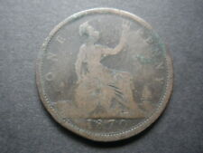 Victoria 1870 One Penny  ......  ... (S63)