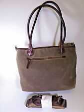 Ona Capri Camera Tote Bag (Field Tan)