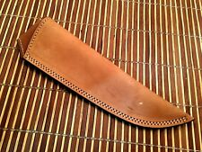 Beautiful Well Stitched Cow Hide Leather Sheath-Knife Cover-Outdoors-LS36