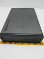 Iomega External DVD Drive 31845300 DVDRW24X-U Gray Metal Housing Backup T