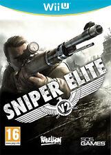 Sniper Elite 2 Nintendo WII U IT IMPORT 505 GAMES
