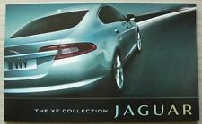 JAGUAR XF COLLECTION Sales Brochure c2009 #JLM/10/02/30/0109 SUPERCHARGED