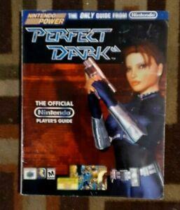 Perfect Dark Nintendo Power Strategy Game Guide W/Exclusive Perfect Dark Comic