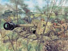 ITALERI 6096 - 1/72 Dt. PANZERABWEHRKANONE PAK 40 (WWII / 2. WELTKRIEG) - NEU