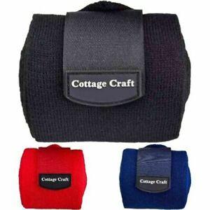 Cottage Craft Stable Bandages 4 Pack