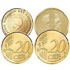 Ek // 20 Cent Pays-Bas : Sélectionnez une pièce nueve