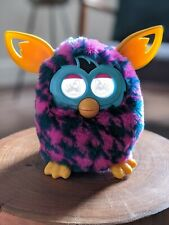Hasbro Furby Boom Purple Houndstooth Interactive Electronic Pet Toy