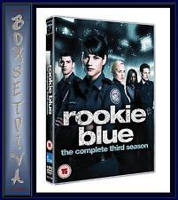 ROOKIE BLUE - COMPLETE SEASON 3 **BRAND NEW DVD **