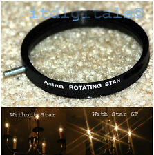 52mm Rotating Star 6F Lens Filter Six Point Flares Stars Special Light Effect