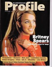 BRITNEY SPEARS MAGAZINE BRAND NEW COVER GREAT PICTURE L@@K