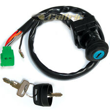 IGNITION KEY SWITCH SUZUKI LT300E QUAD RUNNER 300 LT-300E 1987 1988 1989 SWICTH