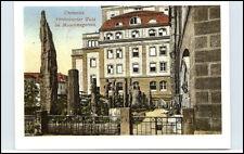 KARL-MARX-STADT Chemnitz DDR Postkarte Reprint alter Ansicht Versteinerter Wald