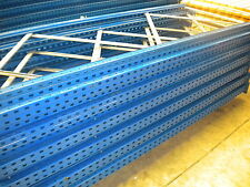Used  Pallet Racking 4 Bays 3600mm High