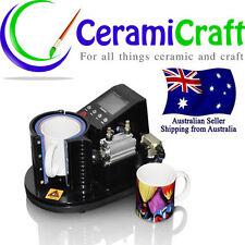 Dye Sublimation 11oz Pneumatic Single Mug Heat Press Machine