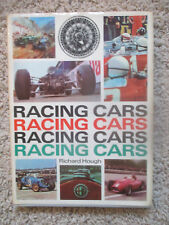 Racing Cars by Richard Hough 1st Edition 1966 Paul Hamlyn LTD Vintage Hardcover