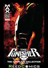 PUNISHER MAX COMPLETE COLLECTION VOLUME 4 GRAPHIC NOVEL (552 Pages) Paperback
