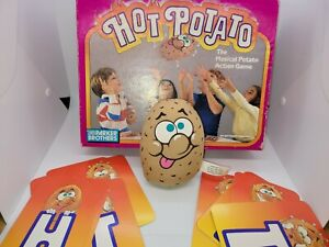 OLD Vintage 1988 Parker Brothers HOT POTATO Musical Action Game, Hard to Find !!