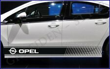 1 Paar OPEL LOGO - Auto Seiten Aufkleber - Sticker - Decal !<!>!