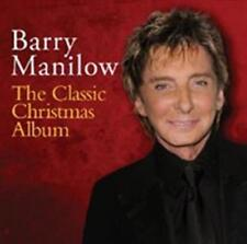 Manilow, Barry - The Classic Christmas Album NEW CD