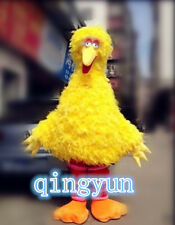 Sale big Bird  Adult Size Cartoon Mascot Costume Fancy Dress free shipping
