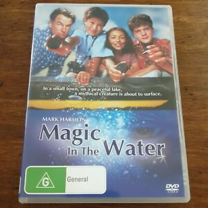 Magic in the Water DVD R4 VERY GOOD – FREE POST
