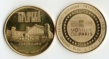 Pièce collection - Monnaie de Paris - Cité de la Mer Cherbourg -