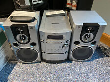 New listing Sony Cmt-Hpx9 Mini Hi-Fi Component System, Am/Fm, 5 disc Cd, Tape. Antenna Nice!