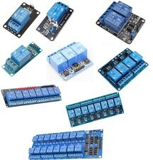 1/2/4/6/8 Channel 5V Relay Board Module Optocoupler LED for Arduino PiC ARM AVR