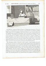 "1825 San Bernardo di Chiaravalle ""Saint Bernard abbé de Clairvaux"" (de Fontaine)"