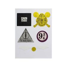 Set Of 5 Harry Potter Accessory Stickers Mobile Laptop Book Bag Stickers