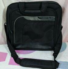 Targus Black Padded Laptop Bag Carrying Case NEW