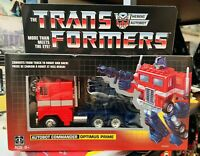 Hasbro Transformers: Vintage G1 Optimus Prime Collectible Figure