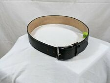New Rothco Police Leather Duty Belt Size 32 Tactical Uniform Gear Cosplay