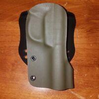 Ruger mark 4  22/45 lite paddle holster optics ready od green