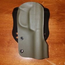 Ruger mark 4  22/45 lite paddle holster optics ready od green