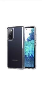 Tech21 Evo Clear Case for Samsung Galaxy S20 FE - Clear