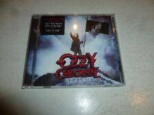 OZZY OSBOURNE - Scream - 2010 UK 11-track CD album