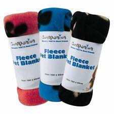Unbranded Fleece Dog Blankets