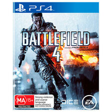 Battlefield 4 Sony PS4 Games New Sealed