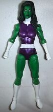 Hasbro Marvel Legends 2017 TRU Exclusive SHE-HULK (A-FORCE SET) Loose IN HAND