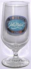 BEER MUG STINE GLASS JOHN MOLSON BREWERS 1786 GOLD BLUE