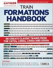 Train Rail Express Formations bookazine paper