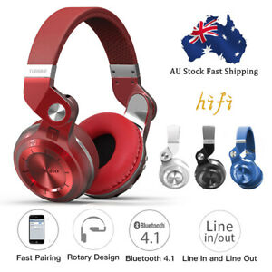 T2S Bluetooth V4.1 Wireless Bluedio Turbine  Stereo Headphones Foldable Headsets