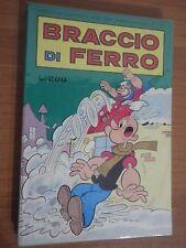 BRACCIO DI FERRO Anno XIII N. 51 10/12/1976 Ed. Bianc  stato Ottimo di Busta   L